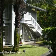 Rental info for 46-1006 EMEPELA WAY #B - B