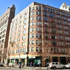Rental info for 121 Reade Street