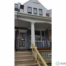 Rental info for MUST SEE SPACIOUS 3 BEDROOM HOUSE in the Olney area
