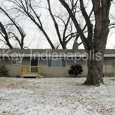 Rental info for 4125 Floyd Drive Indianapolis IN 46221 in the Mars Hill area