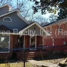 Rental info for Newley Renovated 4 bedroom 2 bath home for lease! in the Atlanta area