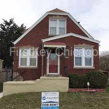 Rental info for 8106 S Maplewood Av Chicago IL 60652 in the Wrightwood area