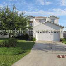 Rental info for Beautiful 4/2.5 2-Car Garage Home in Poinciana - Kissimmee
