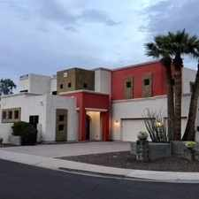 Rental info for Beautiful Newer Built Home In The Heart Of Scot... in the Scottsdale area