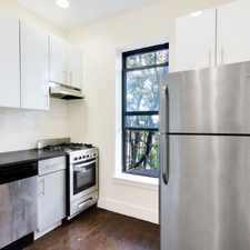 Rental info for 175 Rogers Avenue #4 in the New York area