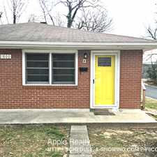 Rental info for 1800 N Alston Ave Apt B in the Durham area