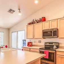 Rental info for One Story Home On A GREENBELT In Highly Desirab... in the Chandler area