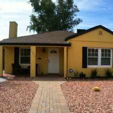 Rental info for The Best Of The Best In The City Of Phoenix! Sa... in the Phoenix area