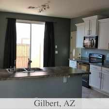 Rental info for Location! Location! Location in the Gilbert area