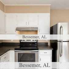 Rental info for House For Rent In BESSEMER. Pet OK! in the Birmingham area