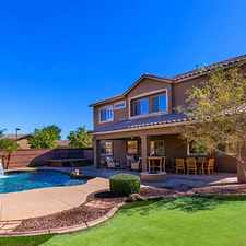 Rental info for Nice Family House For Rent. Parking Available! in the Gilbert area