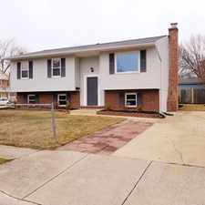 Rental info for 4202 Lawrence Street in the Woodridge - Fort Lincoln area