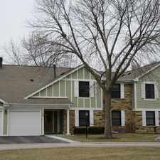 Rental info for 1106 WILDBERRY CT #B1 in the Arlington Heights area