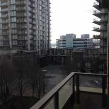Rental info for 170 West 1 Street #402 in the North Vancouver area