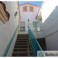 Rental info for Adorable 2 br 1.5 ba in SW Area in the Las Vegas area