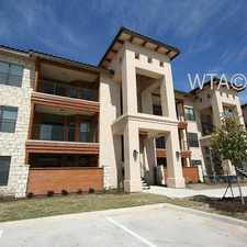 Rental info for N Austin Ave & Williams Drive
