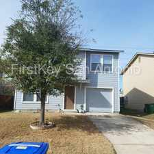 Rental info for 4627 River Post in the San Antonio area