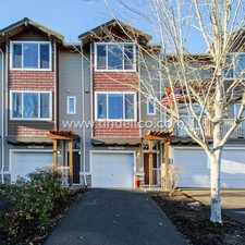 Rental info for 15405 Southwest Sparrow Loop #104 in the Beaverton area