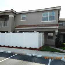 Rental info for 5305 SW 126th Ter in the Miramar area