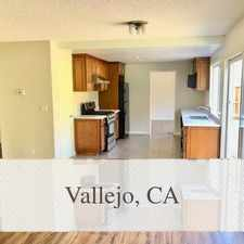 Rental info for Gorgeous East Vallejo Home On Large Lot in the Vallejo area