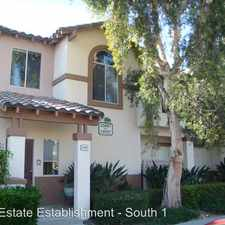 Rental info for 12901 Ternberry Court in the Irvine area