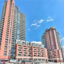 Rental info for 800 Lawrence Avenue West in the Yorkdale-Glen Park area