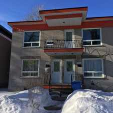 Rental info for 2035 27e Rue #2035