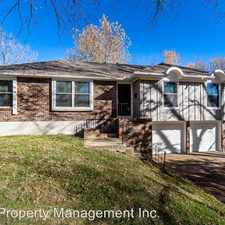 Rental info for 11919 Manchester Avenue in the Kansas City area