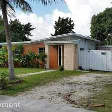 Rental info for 13810 NW 5 Place in the Golden Glades area