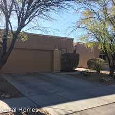 Rental info for 5537 N Silver Stream Way in the Flowing Wells area