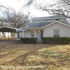 Rental info for 1124 Long Avenue in the Fort Worth area