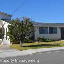 Rental info for 1168 Tobias Dr. in the Chula Vista area