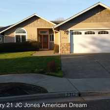 Rental info for 2712 Yellowtail Ln in the Grants Pass area