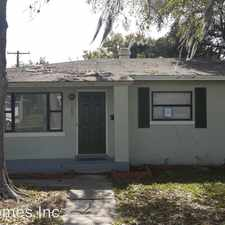 Rental info for 1784 26th Ave South in the St. Petersburg area