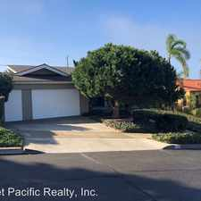 Rental info for 4411 CARMELO ST in the San Diego area