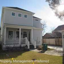 Rental info for 511 E 24th St in the Houston area