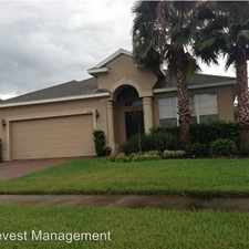 Rental info for 1017 Meadow Glade Drive