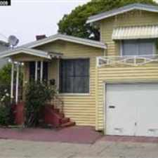 Rental info for 6214 Harmon Ave. in the Oakland area