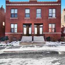 Rental info for 3450-3452 Miami in the St. Louis area