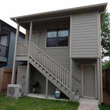 Rental info for 524 West 27th Street #A in the Houston area