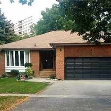 Rental info for 41 Canterbury Crescent in the Kingsway South area