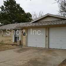 Rental info for Redone 3 Bedroom, 1.5 Bath Brick Home in Balch Springs in the Balch Springs area