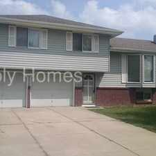 Rental info for WINCHESTER HEIGHTS in the Omaha area