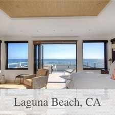 Rental info for 3 Bedrooms Apartment - This Stunning Oceanfront... in the Laguna Beach area