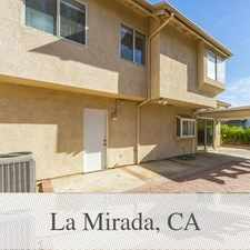 Rental info for 3 Bedrooms House - Large & Bright in the La Mirada area