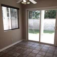Rental info for Amazing 4 Bedroom, 2.50 Bath For Rent in the Rancho Cucamonga area