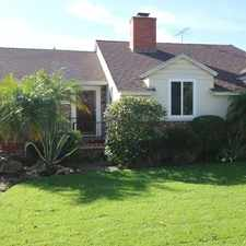 Rental info for Lovely Pool Home For Lease! Location Location in the Los Angeles area