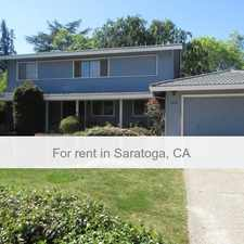 Rental info for Saratoga 6 Bedroom 2 Bath, Large Back Yard Exce... in the Saratoga area