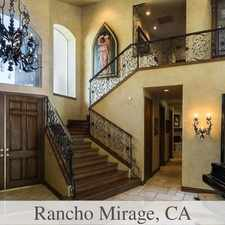 Rental info for Convenient Location 6 Bed 5.50 Bath For Rent. P... in the Rancho Mirage area