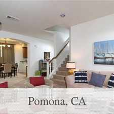 Rental info for 4 Bedrooms House - Attractive Home Featuring A ... in the Pomona area